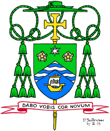 Coat of Arms of Bishop David Talley