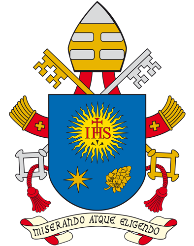 Arms of Pope Francis